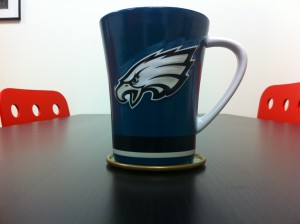 Eagles Mug from iPhone4
